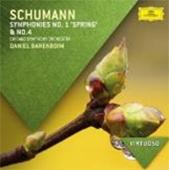 ダニエル・バレンボイム/Schumann: Symphony No.1