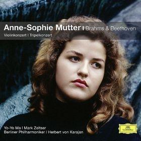 Brahms: Violin Concerto Op.77; Beethoven: Triple Concerto Op.56