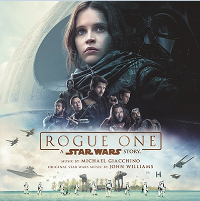 Michael Giacchino/Rogue One: A Star Wars Story [D002424702]