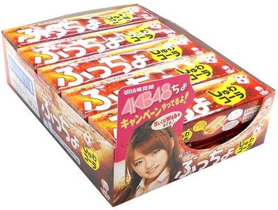 ぷっちょスティック コーラ (BOX)