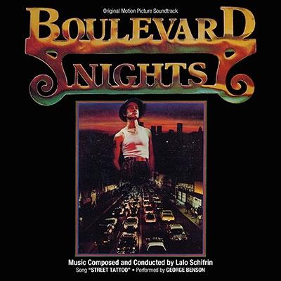 Lalo Schifrin/Boulevard Nights[VLE9208]