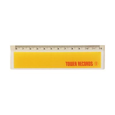 タワレコ アクリル定規 12cm[MD01-4342]