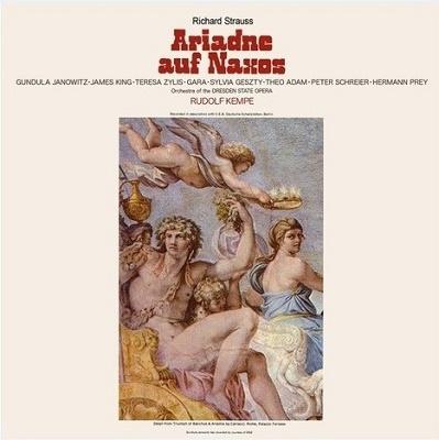 リヒャルト・シュトラウス: 歌劇「ナクソス島のアリアドネ」(歌詞対訳付)<タワーレコード限定> SACD Hybrid