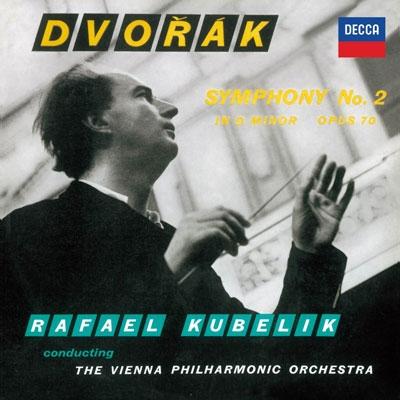 ラファエル・クーベリック/ドヴォルザーク: 交響曲第7番, 第9番「新世界より」, 弦楽セレナーデ, チェロ協奏曲 [PROC-1384]