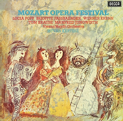 イシュトヴァン・ケルテス/モーツァルト・オペラ・フェスティバル<タワーレコード限定>[PROC-2118]