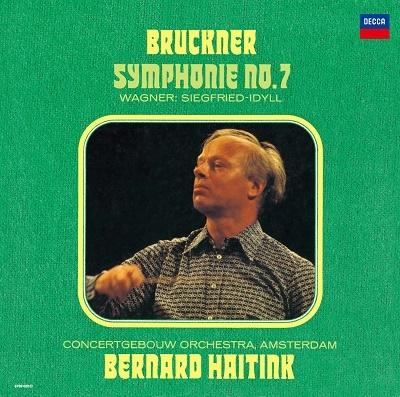 ブルックナー: 交響曲第7番 <特別収録>ワーグナー: ジークフリート牧歌(SA-CD層のみ)<タワーレコード限 SACD Hybrid