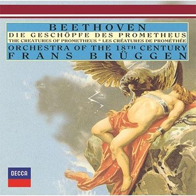 ベートーヴェン:バレエ≪プロメテウスの創造物≫<限定盤> UHQCD