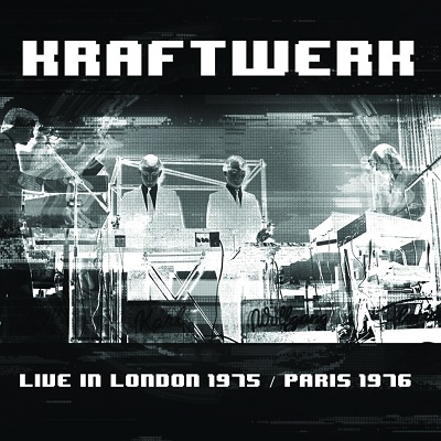 Live in London 1975/Paris 1976 CD