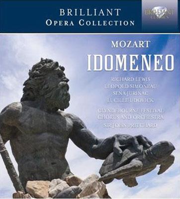 Mozart: Idomeneo K.366