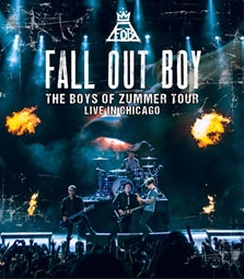The Boys of Zummer Tour: Live in Chicago Blu-ray Disc