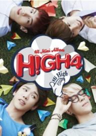 High4/Hi High: 1st Mini Album[L100004934]