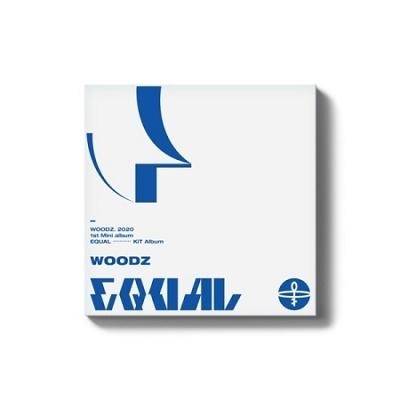 Equal: 1st Mini Album [Kit Album] Accessories