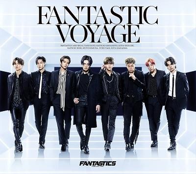 FANTASTIC VOYAGE [CD+2DVD]<初回限定仕様>