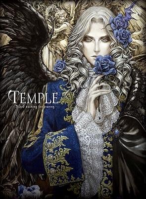 KAMIJO/【ワケあり特価】TEMPLE -Blood sucking for praying- [CD+BOOK]<初回限定盤>[SASCD-102W]