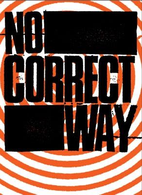 No Correct Way 【廉価版】[VISB-00013-1]