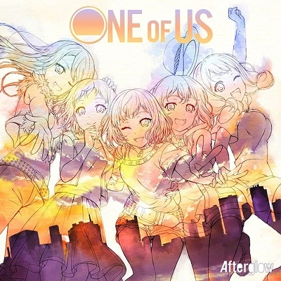 ONE OF US [CD+Blu-ray Disc]<生産限定盤>