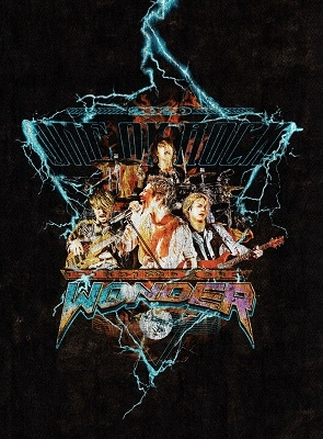 ONE OK ROCK 2020 Field of Wonder at Stadium Blu-ray Disc