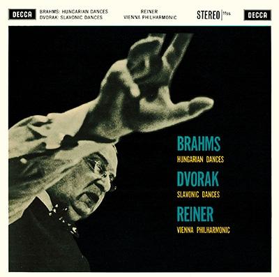 フリッツ・ライナー/R.シュトラウス: 交響詩《ティル・オイレンシュピーゲルの愉快ないたずら》, 《死と変容》; ドヴォルザーク: スラヴ舞曲集から(5曲); ブラームス: ハンガリー舞