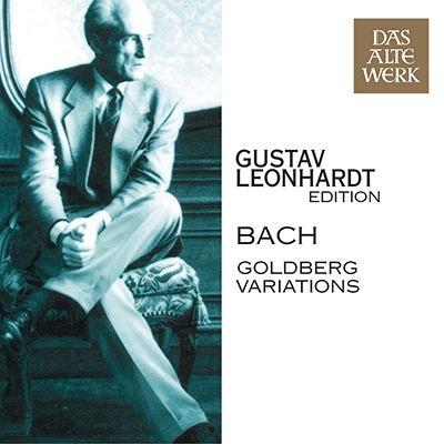 グスタフ・レオンハルト/J.S.Bach: Goldberg Variations BWV.988[2564648087]