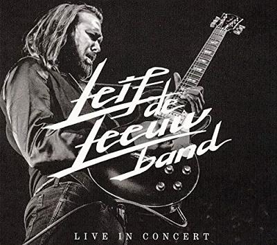 Leif De Leeuw Band/Live In Concert[CECD77]