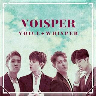Voice+Whisper: 1st Mini Album CD