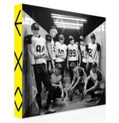 Love Me Right: EXO Vol.2 Repackage (Korean Ver.) CD