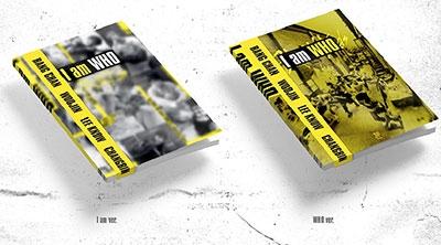 Stray Kids/I am WHO: 2nd Mini Album (ランダムバージョン)[JYPK1021]