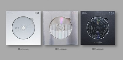 360: 2nd Mini Album (ランダムバージョン) CD