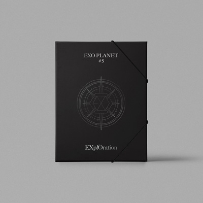 EXO PLANET #5 -EXplOration- CONCERT PHOTOBOOK + LIVE ALBUM [BOOK+2CD] Book