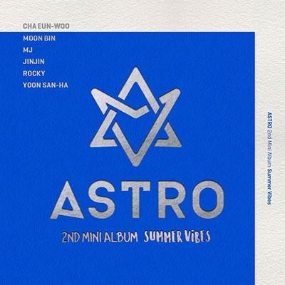 Summer Vibes: 2nd Mini Album (全メンバーサイン入りCD) [CD+フォトブックレット]<限定盤>
