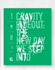 CRAVITY/Season2. [Hideout: The New Day We Step Into] (Ver.3)[L100005703VER3]