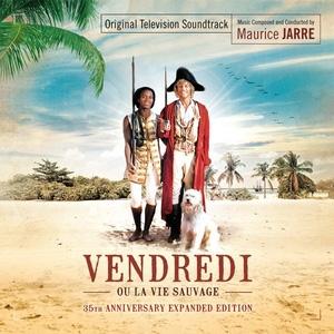 Maurice Jarre/Vendredi Ou La Vie Sauvage (Robinson And Man Friday) [MBR082]