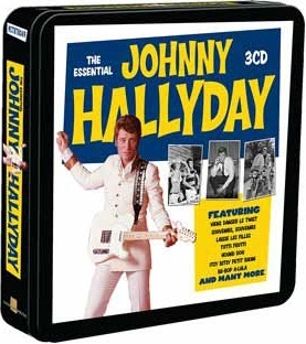 Johnny Hallyday/THE ESSENTIAL[OTCD-4035]