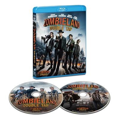 ルーベン・フライシャー/ゾンビランド:ダブルタップ [Blu-ray Disc+DVD][BRBO-81607]