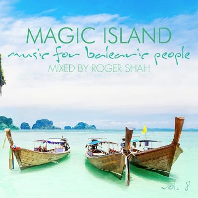 Roger Shah/Magic Island Vol.8[MAGICISLANDCDJ-05]
