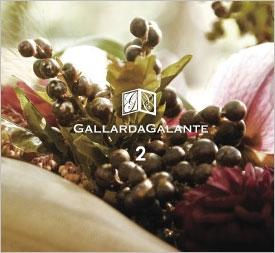 Feather And Down/GALLARDAGALANTE 2 WALK IN THE FOREST<完全限定生産盤>[GGCD-002]
