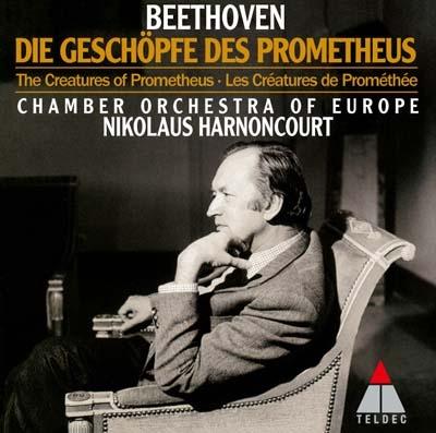 ニコラウス・アーノンクール/ベートーヴェン: 「プロメテウスの創造物」全曲<タワーレコード限定>[WQCC-319]