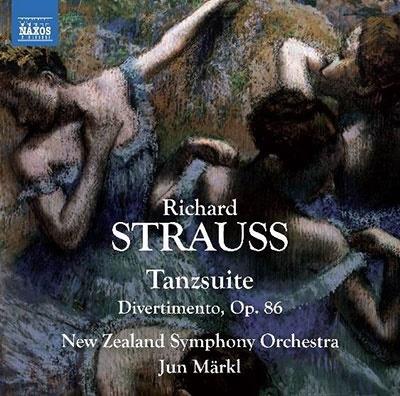 R.シュトラウス: 舞踊組曲/ディヴェルティメント