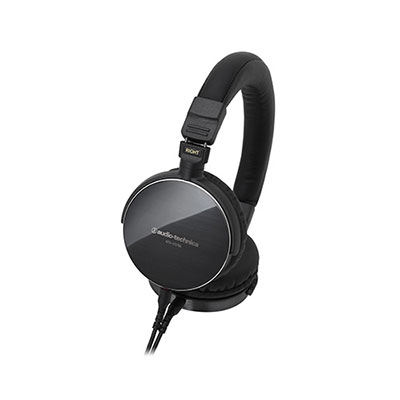 audio-technica ハイレゾ対応 ポータブルヘッドホン ATH-ES750 [ATH-ES750]