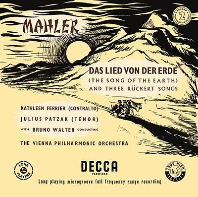 ブルーノ・ワルター/マーラー: 交響曲《大地の歌》、リュッケルト歌曲集から<タワーレコード限定>[PROC-2205]