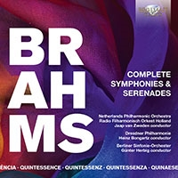 ブラームス: 交響曲全集、セレナード集