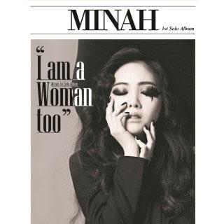 Minah (Girl's Day)/I Am A Woman Too: 1st Mini Album[L200001090]
