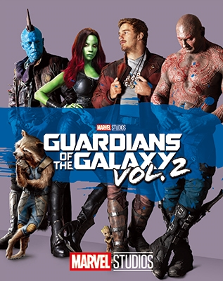 ジェームズ・ガン/ガーディアンズ・オブ・ギャラクシー:リミックス MovieNEX [Blu-ray Disc+DVD]<期間限定仕様/アウターケース付>[VWAS-6513X]