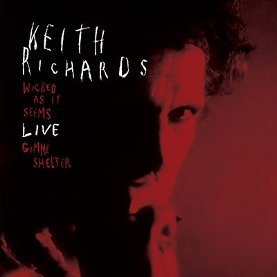 Wicked As It Seems (Live)<RECORD STORE DAY対象商品/Red Vinyl>