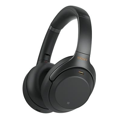 SONY ワイヤレス ノイズキャンセリングヘッドホン WH-1000XM3(ハイレゾ切替) ブラック Headphone/Earphone