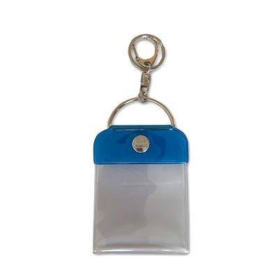 タワレコ 缶バッジキーホルダー57mm用 Deep Blue[MD01-5813]