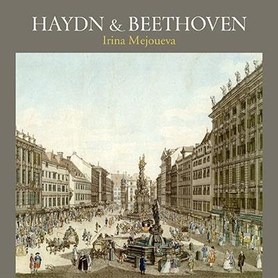 イリーナ・メジューエワ/ハイドン&ベートーヴェン CD