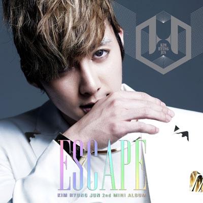 Kim Hyung Jun (SS501/マンネ(末っ子))/ESCAPE [CD+写真集][SB-0107]