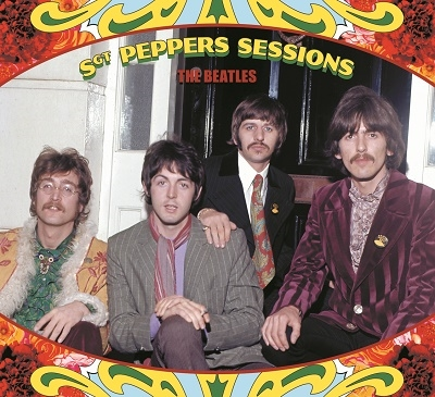 SGT. Peppers Sessions CD