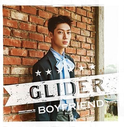 BOYFRIEND/GLIDER メンバー別ジャケット盤(クァンミン)[TSBD-5009]